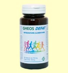 Defat - Gheos - 60 cápsulas