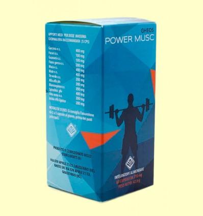 Power Musc - Gheos - 60 cápsulas