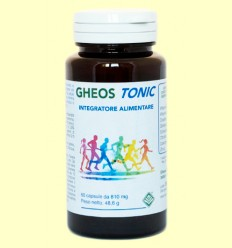 Tonic - Gheos - 60 cápsulas