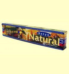 Incienso Natural Agarbatti - Satya - 15 gramos