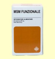 MSM Funcional - Gheos - 120 cápsulas