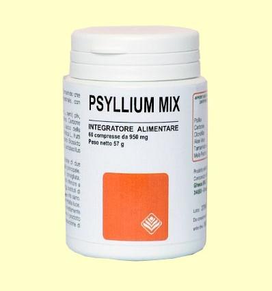 Psyllium Mix - Gheos - 60 comprimidos
