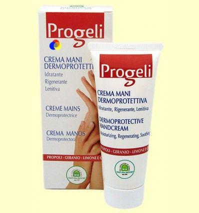 Progeli - Crema de manos - Natura House - 75 ml