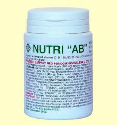 Nutri AB - Gheos - 60 comprimidos