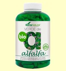 Verde de Alfalfa Bio - Soria Natural - 240 cápsulas