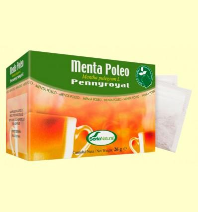 Menta Poleo - Soria Natural - 20 filtros