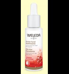 Aceite Facial Reafirmante de Granada - Weleda - 30 ml