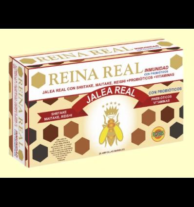 Reina Real Inmunidad - Jalea Real - Robis - 20 ampollas