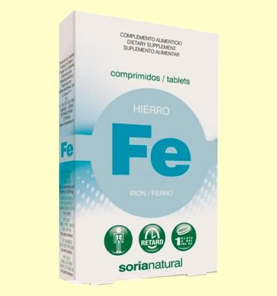 Hierro Retard - Soria Natural - 32 comprimidos
