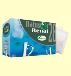 Natusor 28 Renal - Soria Natural - 20 bolsitas filtro