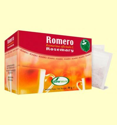 Romero - Soria Natural - 20 filtros