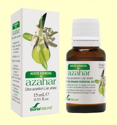 Aceite Esencial de Azahar - Soria Natural - 15 ml