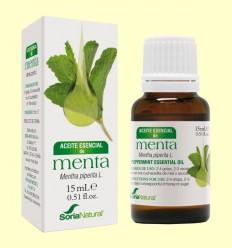 Aceite Esencial de Menta - Soria Natural - 15 ml