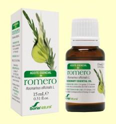 Aceite Esencial de Romero - Soria Natural - 15 ml