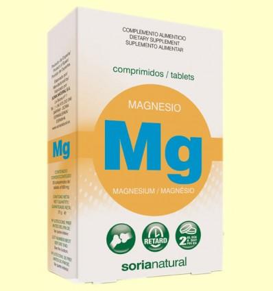 Magnesio Retard - Soria Natural - 30 comprimidos