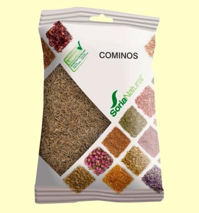 Cominos - Soria Natural - 50 gramos