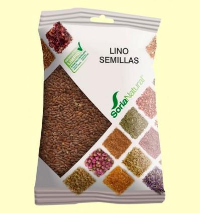 Semillas de Lino - Soria Natural - 250 gramos