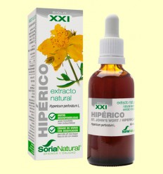 Hipérico Extracto S XXI - Soria Natural - 50 ml