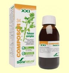 Composor 34 Flatusor Complex S XXI - Soria Natural - 100 ml