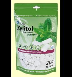 Xylitol Chicles Hierbabuena - Miradent - 200 unidades