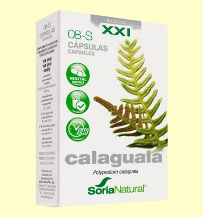 Calaguala 08 S XXI - Soria Natural - 30 cápsulas