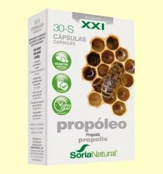 Propóleo 30 S XXI - Soria Natural - 30 cápsulas