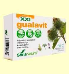 Gualavit 30 C S XXI - Soria Natural - 30 cápsulas