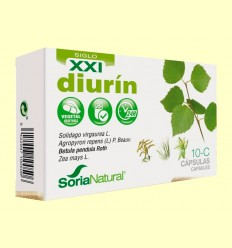 Diurín 10 C S XXI - Soria Natural - 30 cápsulas
