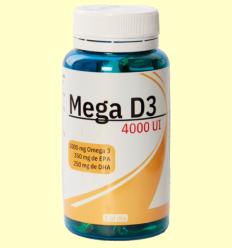 Mega D3 4000 UI - Espadiet - 60 perlas