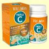 Vit&Min Triple C - Eladiet - 40 comprimidos