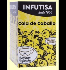 Cola de Caballo Infusión - Infutisa - 25 bolsitas