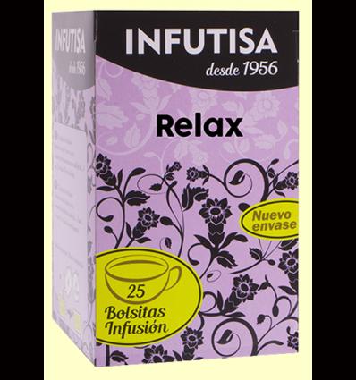 Relax Infusión - Infutisa - 25 bolsitas