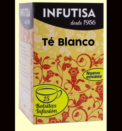 Té Blanco Infusión - Infutisa - 25 bolsitas