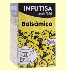 Balsámico Infusión - Infutisa - 25 bolsitas