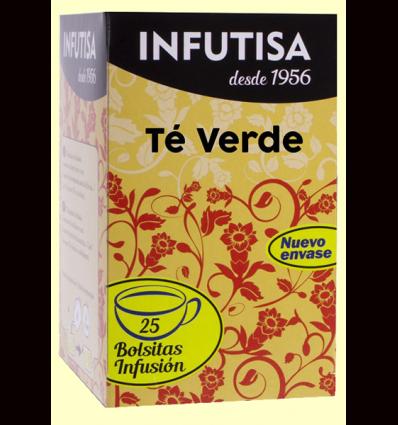 Té Verde Infusión - Infutisa - 25 bolsitas