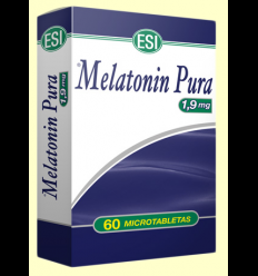 Melatonin Pura 1,9 mg - Melatonina - Laboratorios Esi - 60 microtabletas