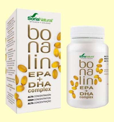 Bonalin EPA DHA Complex - Soria Natural - 60 perlas