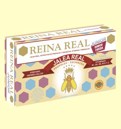 Reina Real Junior - Robis - 20 ampollas