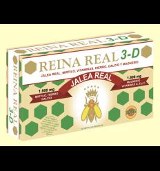 Reina Real 3D - Jalea Real - Robis - 20 ampollas