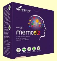 Memoalz 60 - Soria Natural - 60 comprimidos
