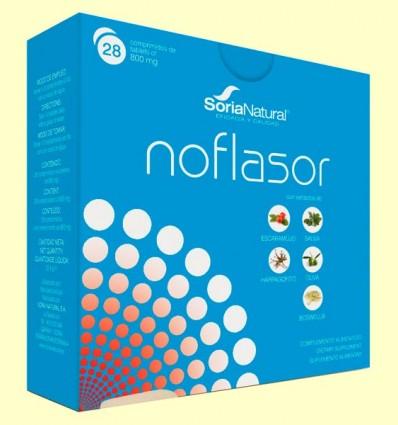 Noflasor - Inflamación - Soria Natural - 28 comprimidos