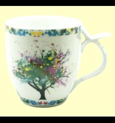 Taza de Porcelana Griffin - Cha Cult - 350 ml
