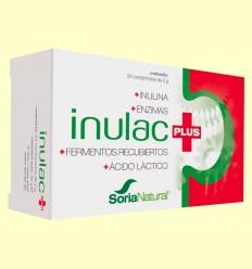 Inulac Plus - Digestivo - Soria Natural - 24 comprimidos