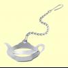 Cierre para filtros Teapot Acero Inoxidable - Cha Cult - 1 unidad