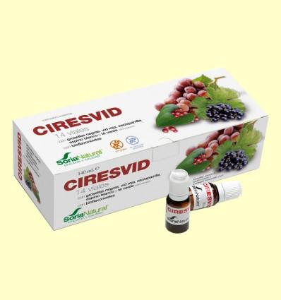 Ciresvid - Circulación de las Piernas - Soria Natural - 14 viales
