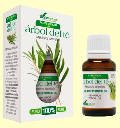 Aceite Esencial de Árbol del Té - Soria Natural - 15 ml