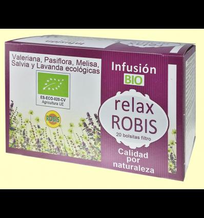Relax Robis - Relajación y Sueño - Robis - 20 filtros