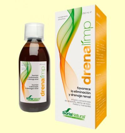 Drenalimp - Depurativo - Soria Natural - 250 ml