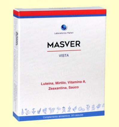 Masver - Vitamina A - Mahen - 30 cápsulas