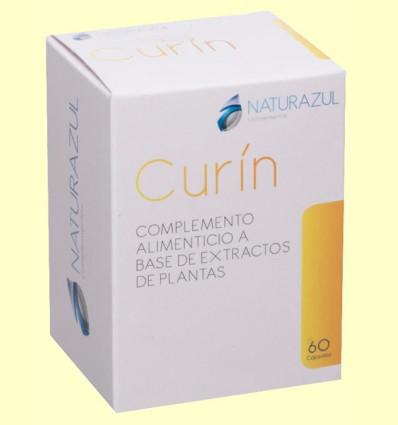 Curín - Naturazul - Mahen - 60 cápsulas